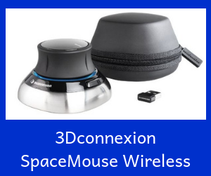 SpaceMouse Wireless