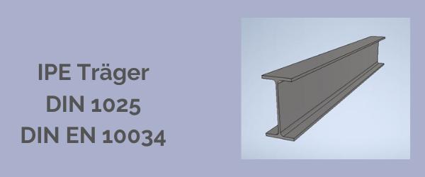 SONDERPOSTEN ! IPE 80 100 120 140 Doppel-T-Träger Formstahl Stahlträger NEU!