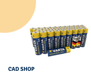 Varta Industrial Batterie